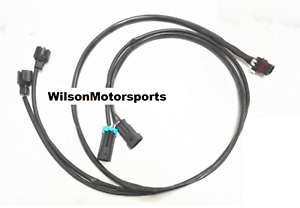 LS1,LS2, LSX Knock Sensor Relocation Harness & LS1 to LS2