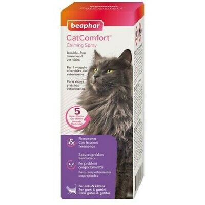 Spraydose Antistress mit Pheromone Beaphar Catcomfort
