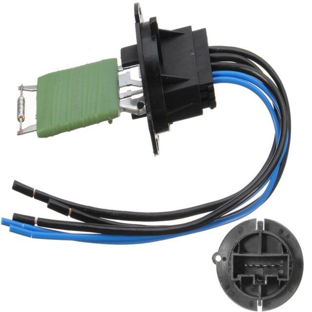 Citroen Xsara Heater Blower Resistor Location