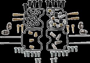 Parts Unlimited Carburetor Rebuild Kit For 1998-2006
