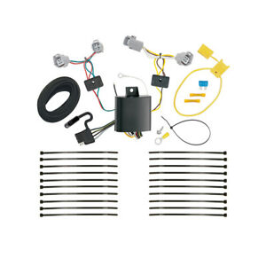 Trailer Wiring Harness Kit For 2018 Toyota C-HR All Styles