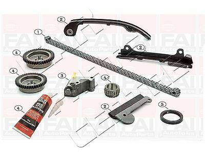 FOR NISSAN ALMERA TINO 1.8 2002- TIMING CHAIN KIT