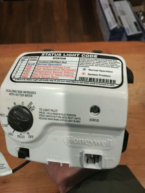 Honeywell Water Heater Gas Control Valve Replacement : honeywell, water, heater, control, valve, replacement, Honeywell, Water, Heater, Control, Valve, WV8840C1605, Online