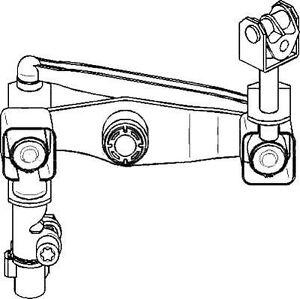Vetech Gear Linkage Link Transmission Part Opel Corsa 06
