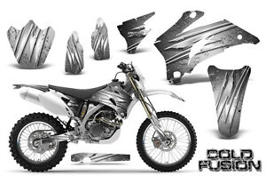 YAMAHA WR250F WR450F 2007-2011 GRAPHICS KIT CREATORX