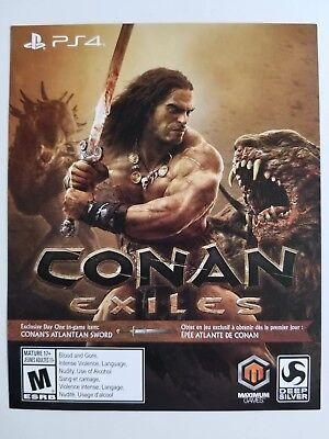 Conan Exiles Pierre De Fer : conan, exiles, pierre, Conan, Exiles, Atlantean, Sword, Preorder, Bonus