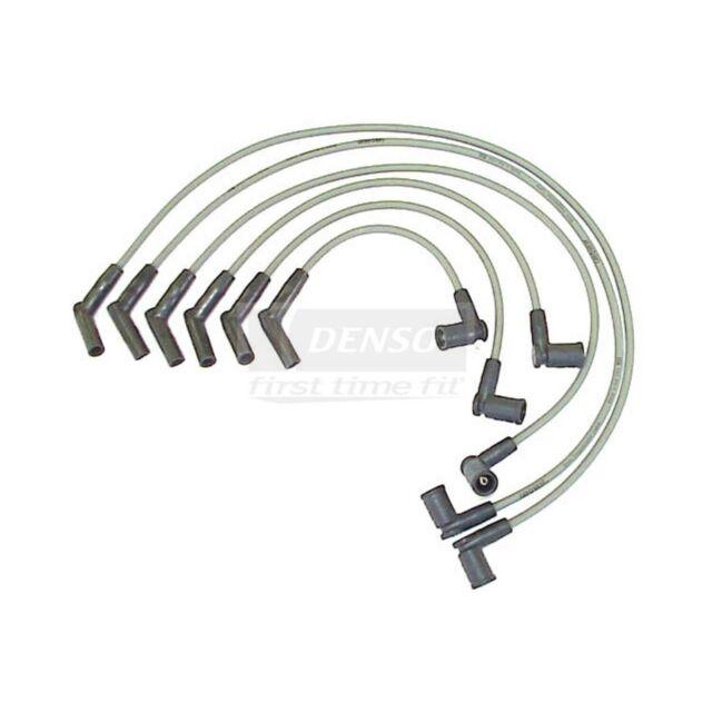 NEW Denso Spark Plug Wire Set 671-6113 Ford Taurus 3.0L V6