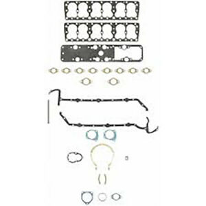 NEW 1936-48 Lincoln V-12 flathead engine gasket set Fel