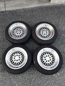 4x100 Honda Wheels : 4x100, honda, wheels, Hyper, Silver, Wheels, 4x114.3, Stance, Honda