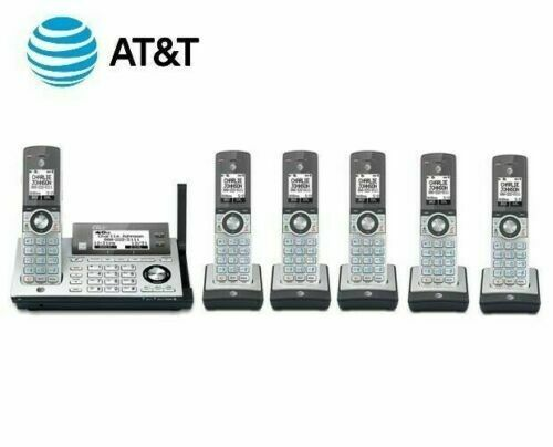 NEW AT&T CLP99486 w/ CLP99006 DECT 6.0 Connect-to-Cell 6