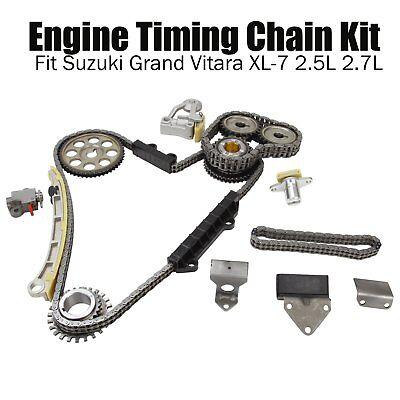Timing Chain Kit Fit Suzuki Grand Vitara 2.5L 1999-2005 Xl