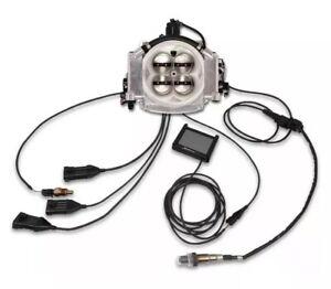 Holley Sniper XFlow EFI 550-540- Shiny Finish 900cfm BOOST