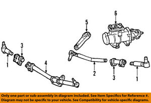 ford rack and pinion diagram remote starter wiring diagrams oem 03 05 excursion complete unit 2c3z3504aarm image is loading