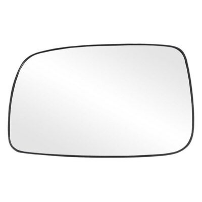 For Toyota Camry 07-11 Driver Side Mirror Glass w Backing