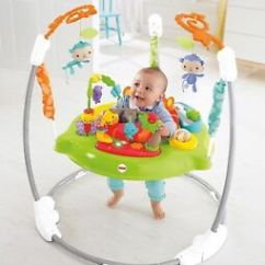 Walker Bouncing Chair Best Chairs Ottoman Baby Bouncer Fisher Price Infant Child Activity Center Kids Image Is Loading