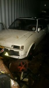 Ford Fiesta XR2 project barn find