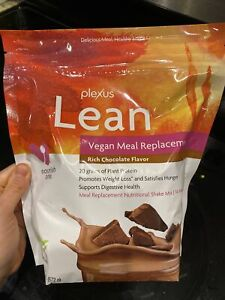 Plexus Lean Vegan Meal Replacement (Rich Chocolate Flavor ...