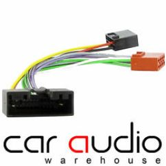 Ford Fiesta Mk7 Audio Wiring Diagram Honeywell Non Programmable Thermostat 2010 On Car Stereo Radio Iso Harness Adaptor Pc2 115