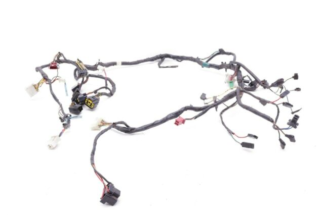 1996 KAWASAKI NINJA EX500 500 MAIN ENGINE WIRE HARNESS