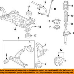 Vw Beetle Rear Suspension Diagram Honeywell Thermostat Wiring 2 Wire Two Ineedmorespace Co Volkswagen Oem Jetta Front Steering Knuckle Spindle Rh Ebay Com 2009 Cc Chassis