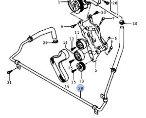 NEW Genuin Suzuki GRAND VITARA GV 1998-05 POWER STEERING