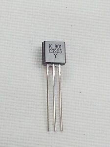 2 pcs 2SC3203 C3203 Kec Original Transistor & USA Shipping