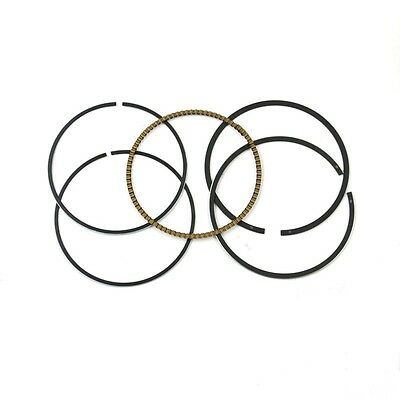 73.5MM Oversize Bore Piston Ring Set Kit for Yamaha TTR250