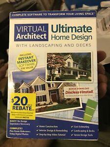 Virtual Architect Ultimate Home Design With Landscaping And Decks 9.0 : virtual, architect, ultimate, design, landscaping, decks, Diseño, Arquitecto, Virtual, Hogar, Supremo, Paisajismo, Cubiertas