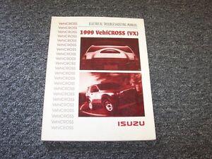 1999 isuzu rodeo radio wiring diagram foot nerve endings vehicross 11 19 stromoeko de electrical troubleshooting rh ebay com schematic npr