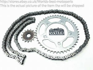 Suzuki V-Strom DL650 (2) 11' Front and Rear Sprockets