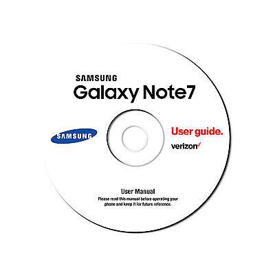Samsung Galaxy Note 7 Android Cell Phone SM-N930V Verizon