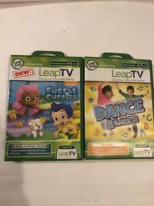 Bubble Guppies Dance : bubble, guppies, dance, LeapFrog, LeapTV, Dance, Learn, Bubble, Guppies