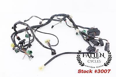 #3007 Suzuki OEM V-Strom DL 1000 Wiring Wire Harness MAIN