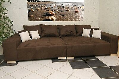 mega sofa beds on gumtree glasgow collection ebay big xxl schlaf couch federkern made in germany farbauswahl