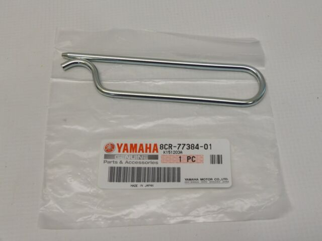 NOS YAMAHA 8CR-77384-01-00 LUGGAGE GUARD PIN MM600 VT600