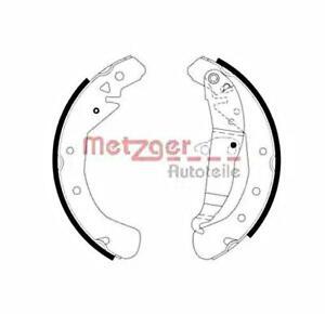 Metzger Brake Shoe Set Rear For OPEL Astra G H GTC Twintop