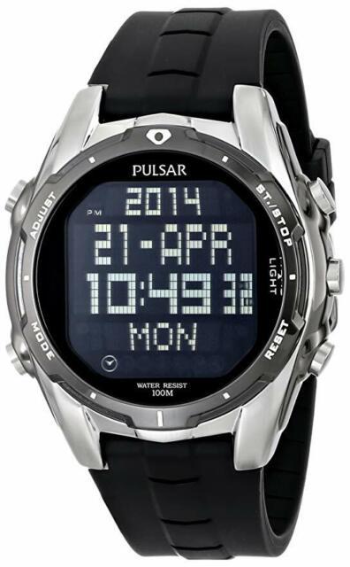 Luminox Black World Time Alarm Clock