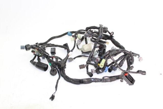 18-19 Kawasaki Z900 Zr900 Main Wiring Harness Wire Loom