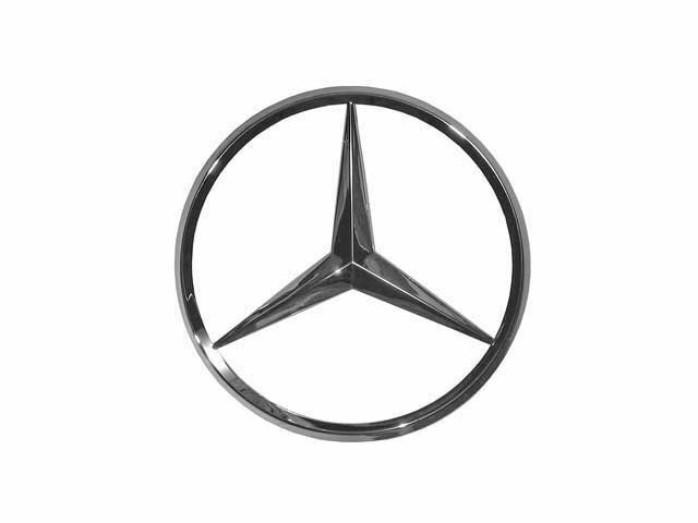 Emblem For 1998-2002 Mercedes CLK320 Coupe 2000 2001 1999