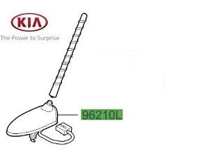 Genuine Kia Ceed SW 20122017 Radio Antenna  Base Module Assembly 96205A2000 | eBay