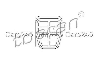 Brake Pedal Rubber Pads Manual Trans. x2 pcs Fits AUDI