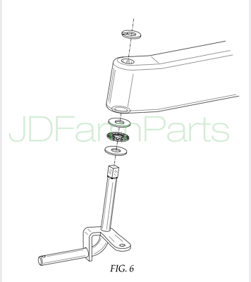 Steering Upgrade Kit John Deere L100 L105 L107 L108 L110