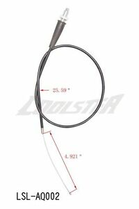 Chinese Dirt Pit Bike Throttle Cable 31
