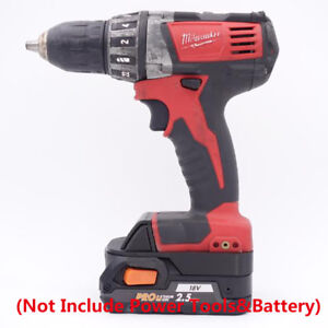 Are Aeg And Milwaukee Batteries Interchangeable