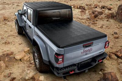 2020 Jeep Gladiator Mopar Soft Tri Fold Tonneau Cover