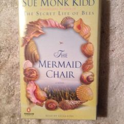 The Mermaid Chair Set Of Two Accent Chairs A Novel By Sue Monk Kidd On Six Cassettes Ebay