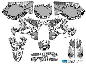 2002 2003 2004 YZ 125 250 GRAPHICS KIT YAMAHA YZ125 YZ250