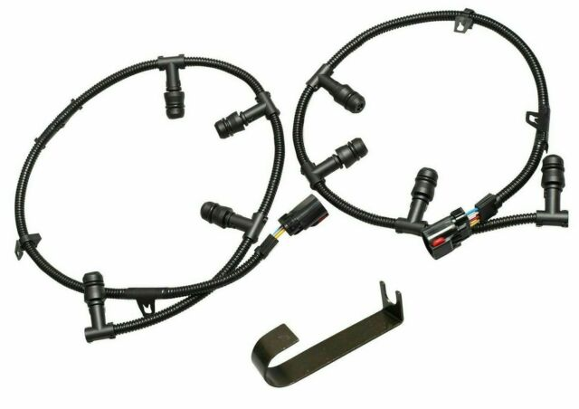 2004-2010 Ford 6.0L Diesel Glow Plug Harness Left and