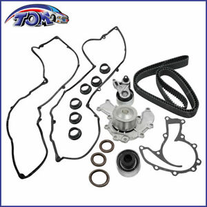 Timing Belt Kit Water Pump Valve Cover For Acura Honda