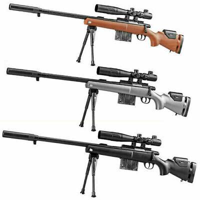 M24 Soft Water Bullet Crystal Bullets Plastic Toy Gun Gel